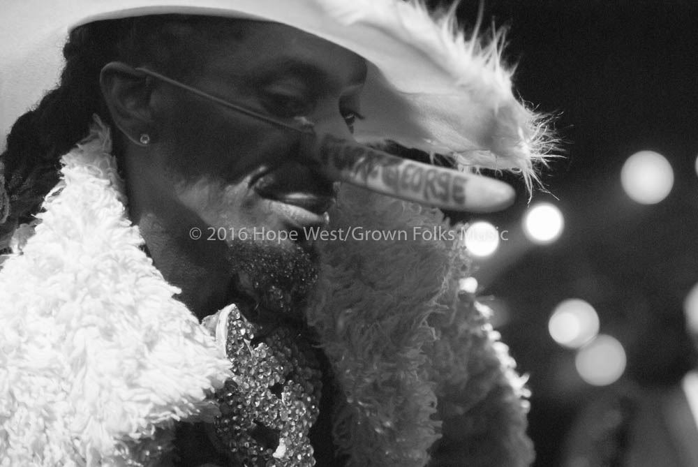 Sir Nose with George Clinton & Parliament-Funkadelic