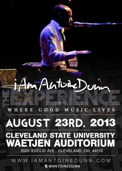 Antoine Dunn presents The Experience