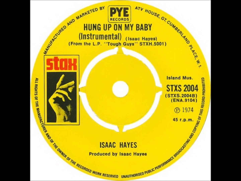 Isaac Hayes 45