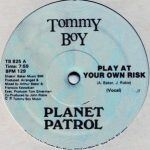 "Planet Patrol – ""Play at your own risk"" Live on Soul Train"