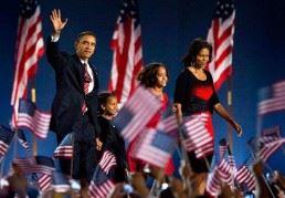 Obama Election Night