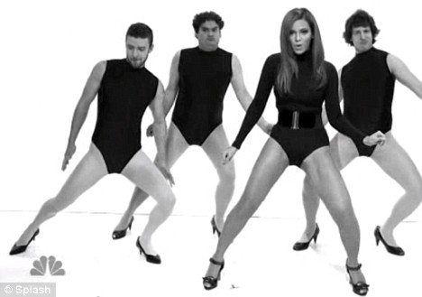 Beyonce SNL Spoof