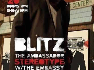 Blitz The Ambassador SOB's