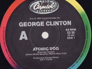 George Clinton Atomic Dog