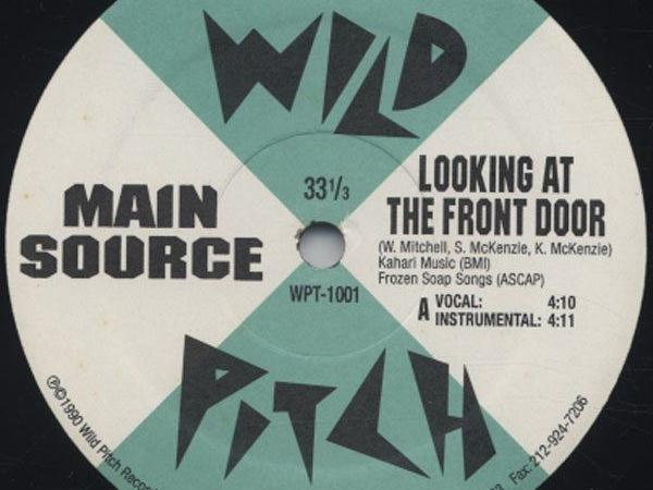 Main Source Wild Pitch