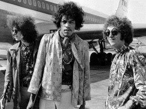 Mitch Mitchell Jimi Hendrix