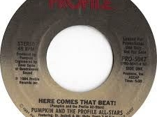 Pumpkin and the All Stars Here Comes The Beat