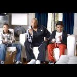 Rev. Run & His sons rock Wii Music