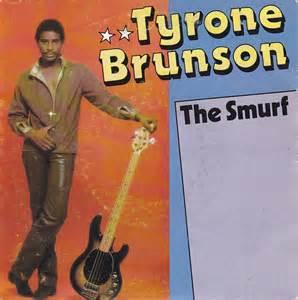 Tyrone Brunson Smurf