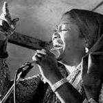 Tribute: Odetta - folk singer who championed black history & civil rights passes away at 77