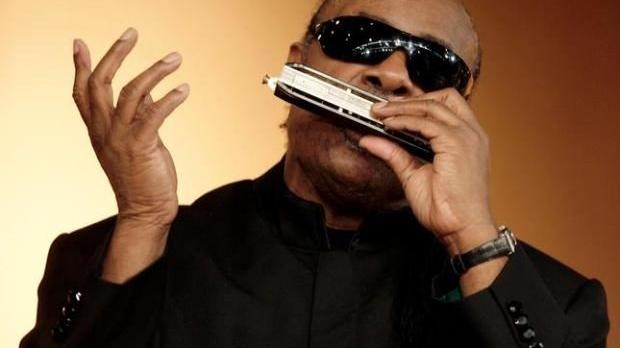 Stevie Wonder harmonica