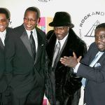 "O'Jays 2005 Rock & Roll Hall of Fame Induction/""Let Me Make Love To You"""