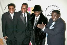 O'Jays 2005 Rock and roll hall of fame