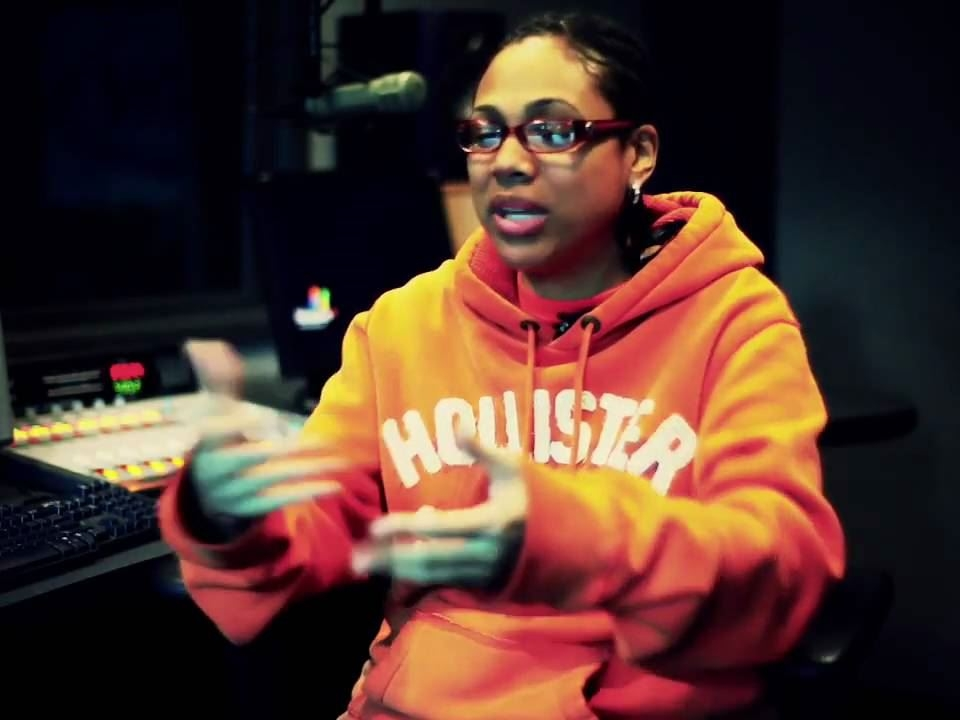 monie love - true hip hop stories