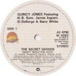 "Barry White, James Ingram, El Debarge & Al B. Sure! – ""Secret Garden"" (Live)"