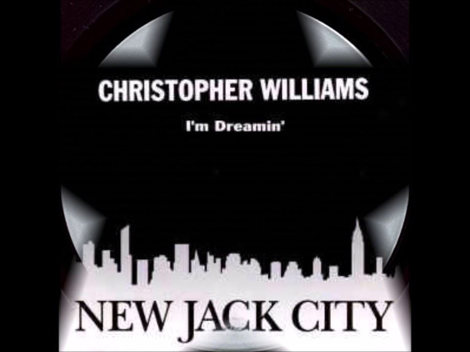 christopherwilliams_dreamin