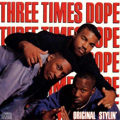 ThreeTimesDope Album Cover