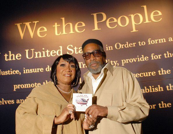 Kenny Gamble & Patti Labelle I Am An American