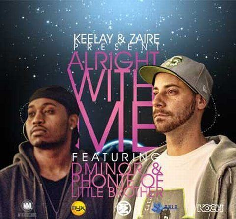 Keelay_and_Zaire-Alright_With_Me
