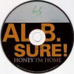 Al B. Sure! - Honey I'm Home (Sampler)