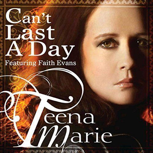 Teena Marie Can't Last A Day Single