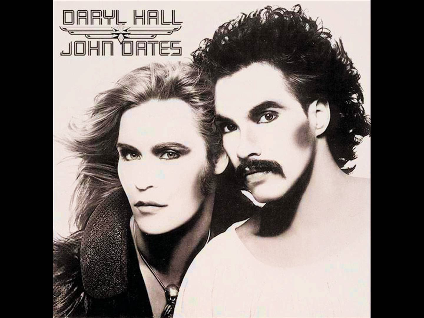 Hall & Oates album cover