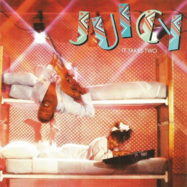 Juicy - It Takes Two Album Cover