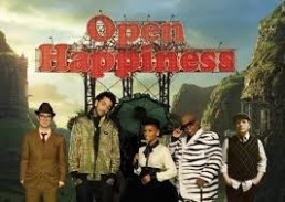 Open Happiness Cover