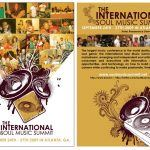 Atlanta welcomes the International Soul Music Summit (Sept 24th – 27th)