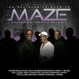 Maze All Stars Album cover