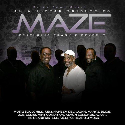 Maze All Stars Album cover