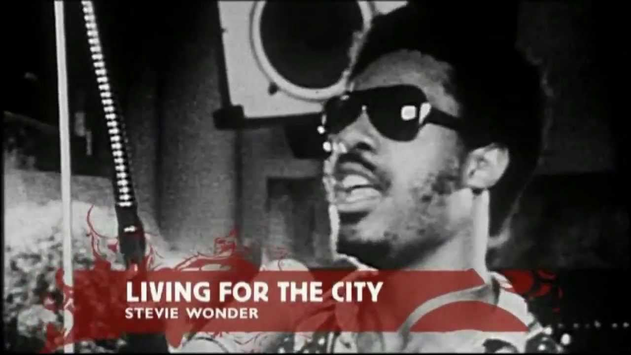 Stevie Wonder Living For The City
