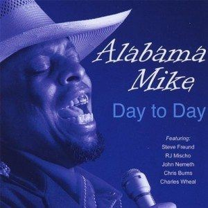 Alabama Mike cover
