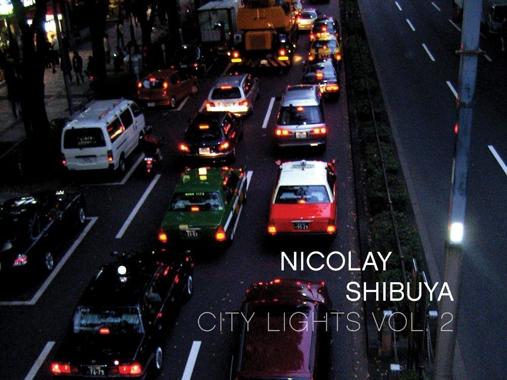 Nicolay City lights 2 Shibuya