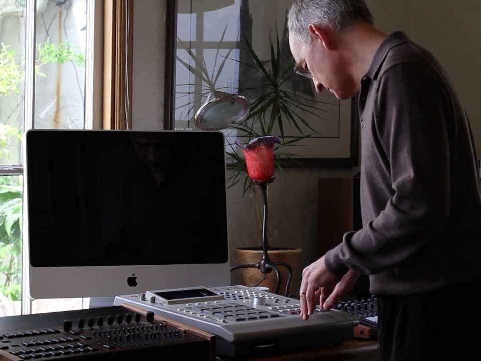 Roger Linn on the MPC 3000