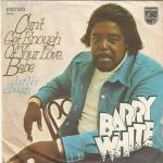 Barry White – Can't Get Enough Of Your Love (Live)