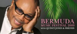 Quincy Jones Bermuda Music Festival