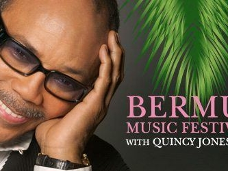 Quincy Jones Bermuda Music Festival