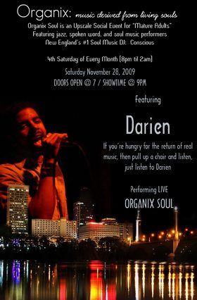 Organix Soul Darien