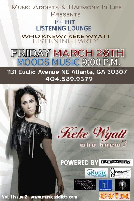 ATL! Keke Wyatt Meet 'N Greet