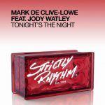 Mark De Clive-Lowe feat. Jody Watley Tonight's The Night