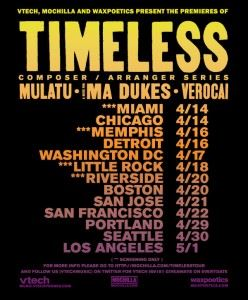 Timeless Composer / Arranger Series Premieres!