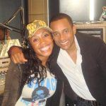 An Intimate Look at Nina Brown with Atlanta's V-103!!!