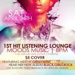 "Res Shows How ""Black Girls Rock"" @ 1st Hits Listening Lounge!"