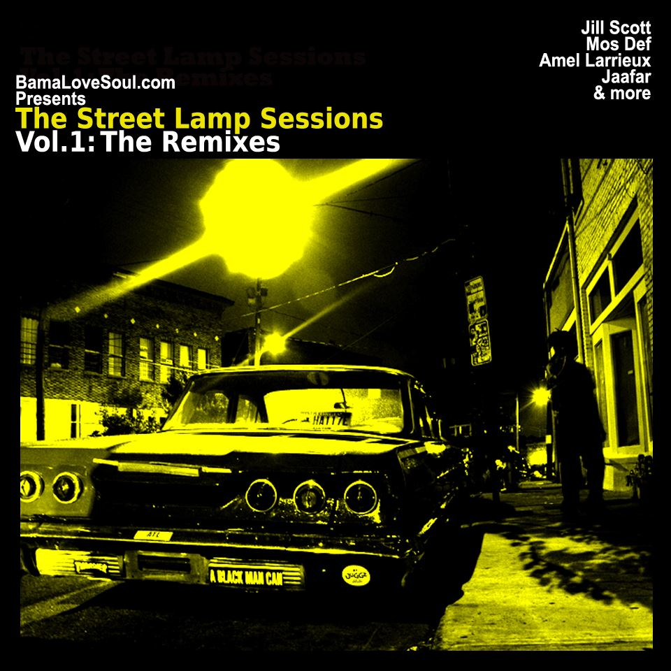 The Street Lamp Sessions Vol.1: The Remixes!