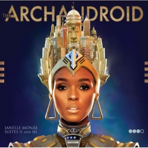 Janelle Monae's Arch Android in stores today