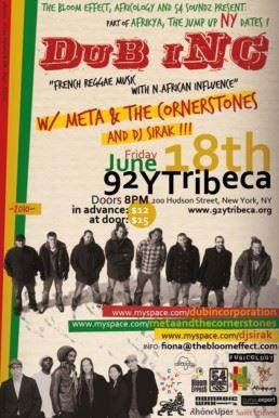 Dub Inc flyer