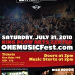 The ONE Musicfest Interview – Unity Through Music!!!