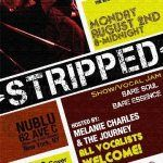 EFFICACY: Melanie Charles: Episode 27 & Stripped