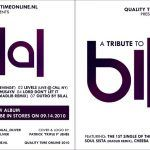 Quality Time Online presents 'A Tribute To Bilal'
